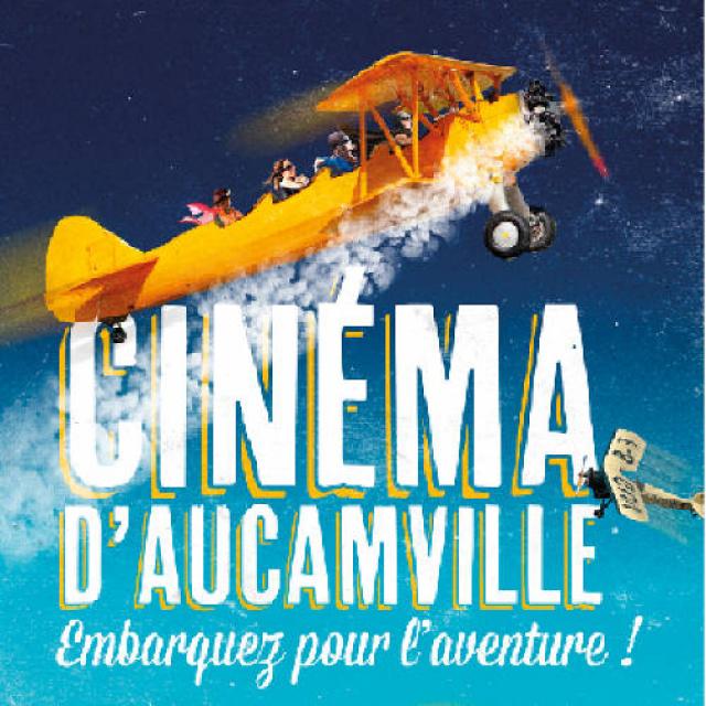 Ville d'Aucamville / Campagne de communication du Cinéma Jean Marais